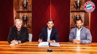 🎙 Pressetalk mit Leon Goretzka, Oliver Kahn und Hasan Salihamidzic zur Vertragsverlängerung