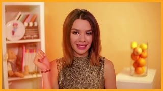 Правила стиля: Урок красоты от Марии Вэй // Осенний макияж