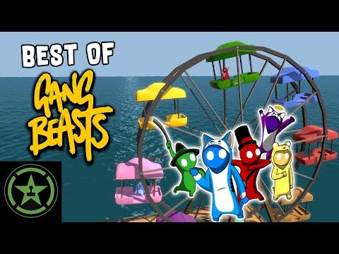 The Very Best of Gang Beasts | Achievement Hunter