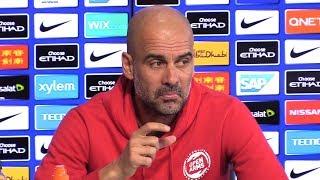 Pep Guardiola Full Pre-Match Press Conference - Man City v Tottenham - Premier League
