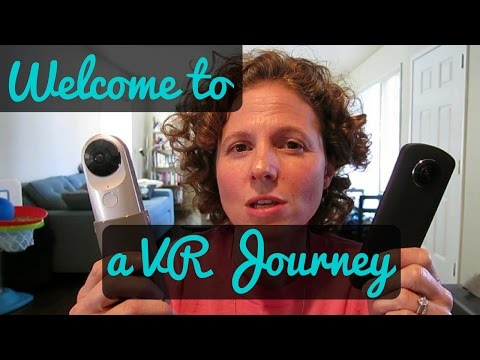 WELCOME TO A VR JOURNEY!