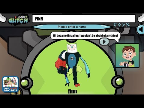 Ben 10: Alien Glitch - Discover More Secret Aliens (Cartoon Network Games)