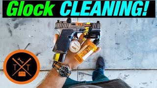 How to Clean a Glock // ADVICE Nobody Gave You..