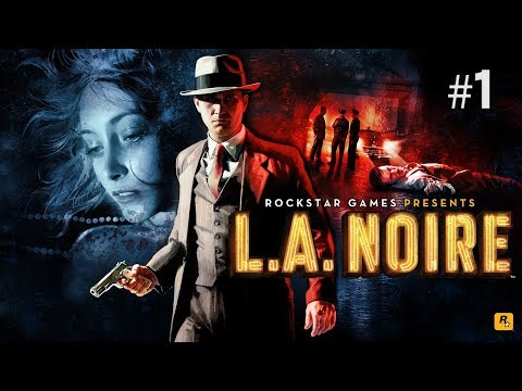 Twitch Livestream | L.A. Noire 1 [Xbox One]