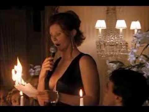 Miranda Hobbes ON FIRE!