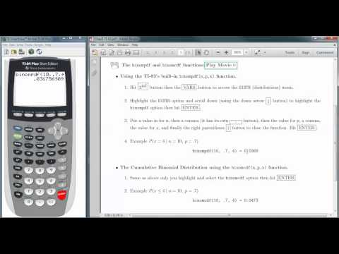 how to binomial distribution pdf khan academy