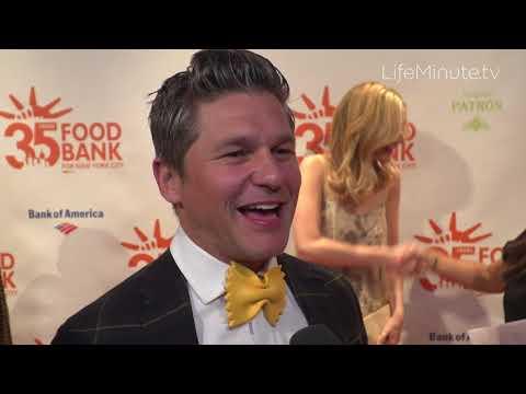 David Burtka on Kids, Cookbook and How He and Husband Neil Patrick Harris Enforce Family Meal Time