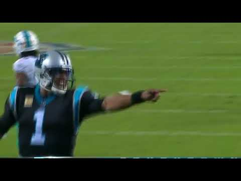 Devin Funchess finds end zone and fulfills a promise