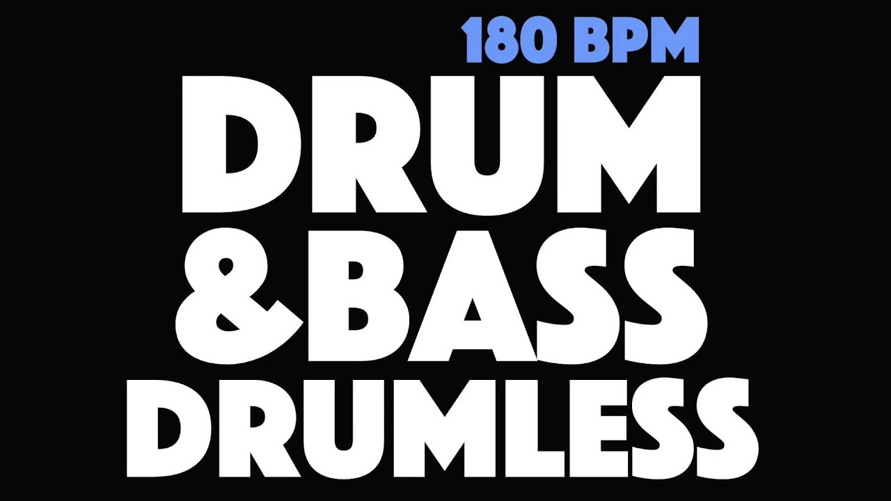 Drum & Bass Drumless Backing Track