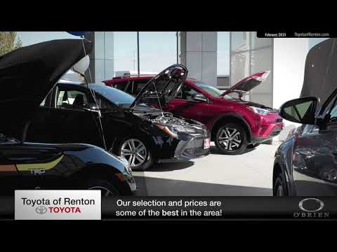 Toyota Of Renton >> Used Vehicles In Renton Renton Dealer Serving Seattle