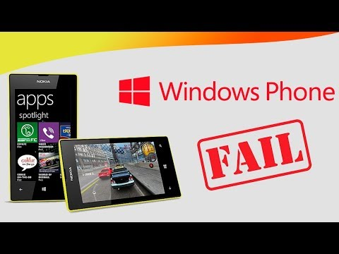 Why Windows Phone Failed?