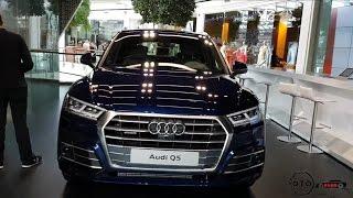 2017 Yeni Audi Q5 Showroom İncelemesi (Türkiye