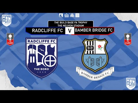 Radcliffe Bamber Bridge Goals And Highlights