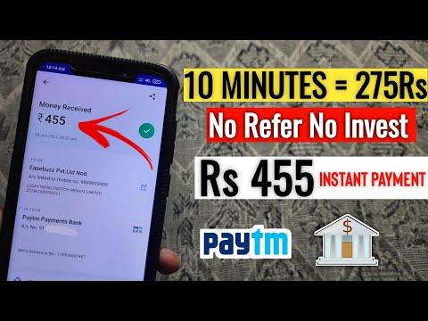 EARN 275₹ in 10 MINUTES !! (Money Earning Apps Tamil) Earn Money Online Tamil | One Code App