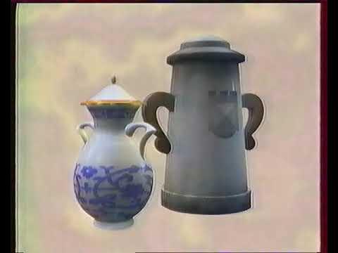 Les fables géométriques - Le pot de terre et le pot de fer (1992)