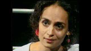 Arundhati Roy  on Face-to-Face with Karan Thapar (Part 2)