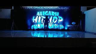 Aligarh Hip Hop Dance championship_ scooby do..