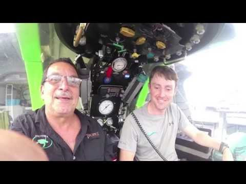 Submersibles & UAVs at Cocos Island, Costa Rica