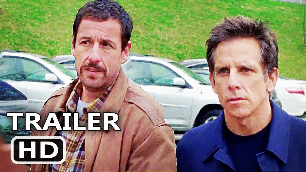 THE MEYEROWITZ STORIES Trailer (2017) Ben Stiller, Adam Sandler, Netflix Movie