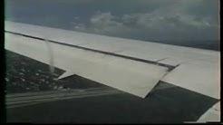 Florida Rundreise -  Bahamas Kreuzfahrt # 1 Flug nach Fort Lauderdale