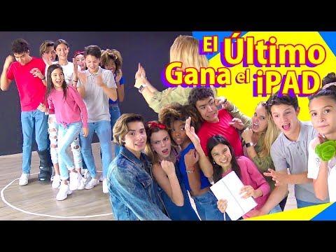 El ULTIMO en SALIRSE del Circulo GANA un iPAD ft. LemonGrass | TV Ana Emilia