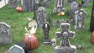 Deadwood Cemetery Daytime Tour 2015