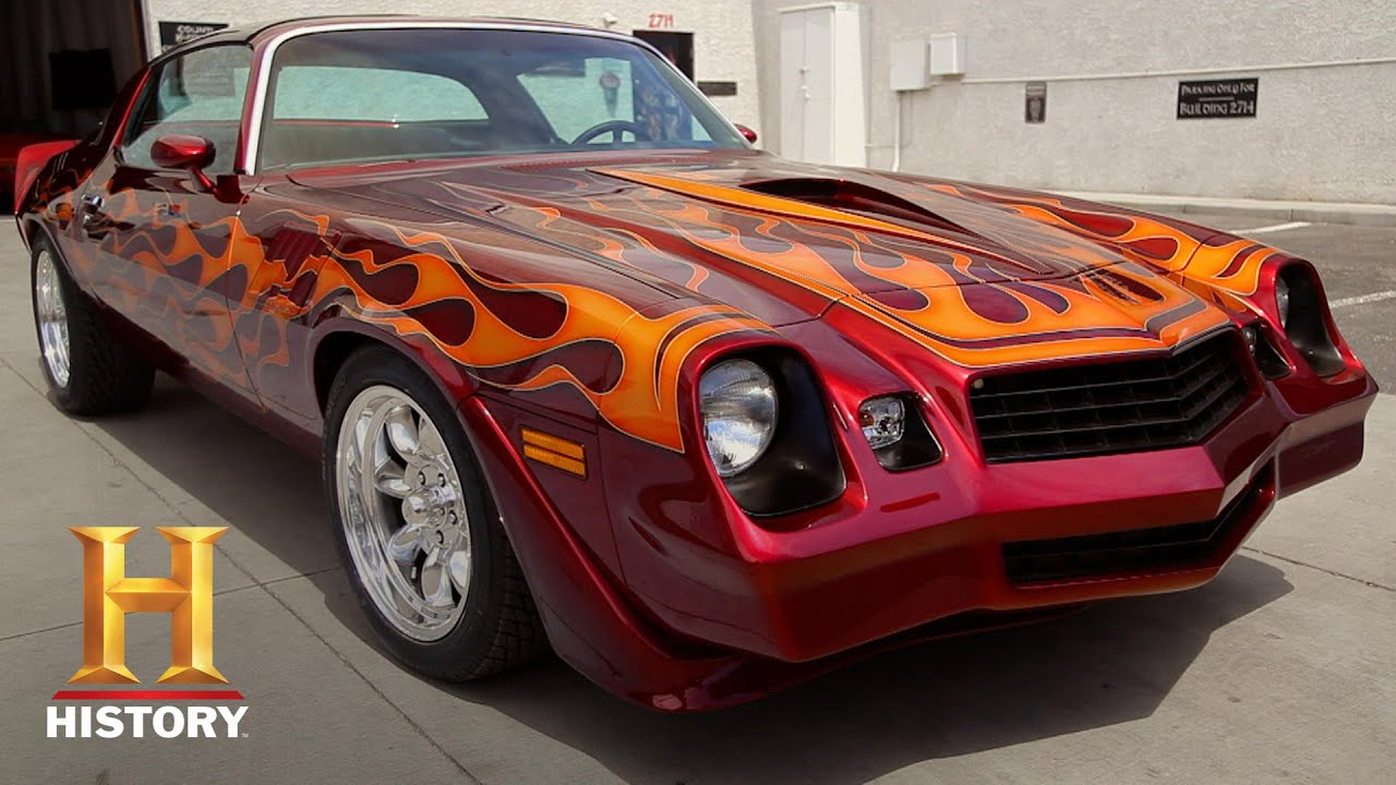 Download Counting Cars: Danny's STOKED to Rebuild Smoking Hot '79 Z28 (Season 4) | History