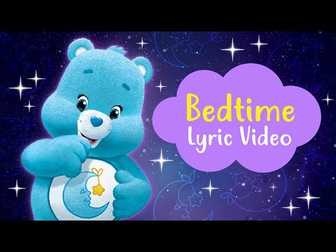 Care Bears | Good Night Care Bears Song Lyric Video