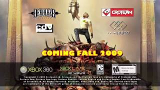 Serious Sam HD: The First Encounter - Gameplay Trailer 1