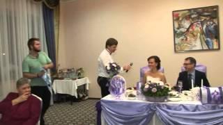 Миронов Николай, ведущий на свадьбу. Ползунки или сбор денег на мальчика и на девочку