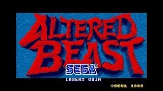 Altered Beast: Sega Genesis Classics
