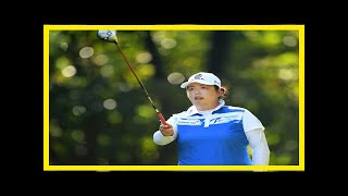 Breaking News | Feng grabs sole lead in japan classic golf title defence