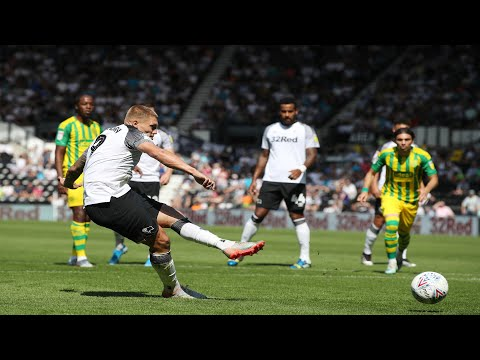 MATCH HIGHLIGHTS | Derby County 1-1 West Bromwich Albion
