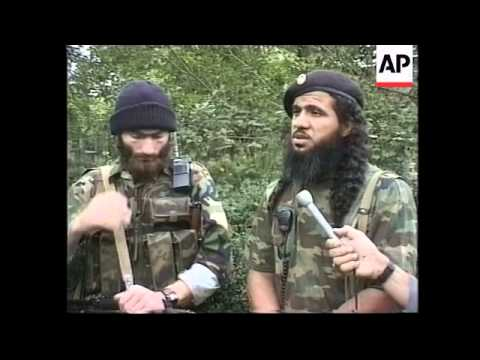 CHECHNYA: CAMPAIGN OF TERROR AGAINST RUSSIA THREAT