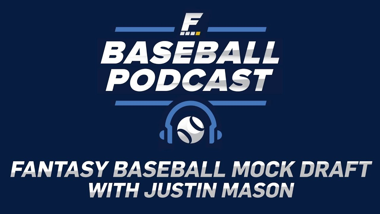 Fantasy Baseball Mock Draft 2019 Fantasypros