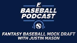Fantasy Baseball Mock Draft (2019)