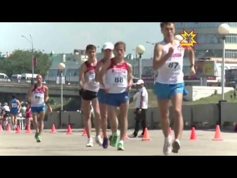В Чувашии могут пройти чемпионаты мира по спортивной ходьбе 15, 16, 18 и 20 годов