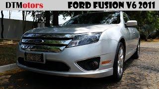 Ford Fusion V6 2011 - DTMotors #4(, 2015-10-20T11:53:14.000Z)