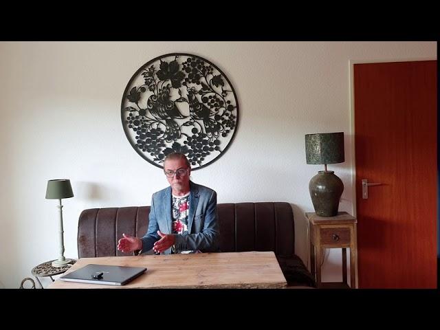 (Film nr. 195)  121e vlog op zondag - Waarom goede voornemens vaak niet werken.