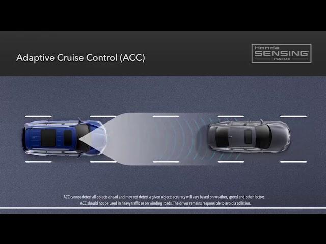 2019 Honda Pilot: Safety & Driver-Assistive Features