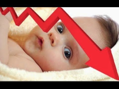 Birth Rates In The US Are Falling And Being Naive Will Not Change Anything
