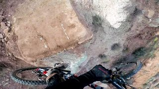 GoPro: Carson Storchs GIANT 360 Drop at Red Bull Rampage 2016