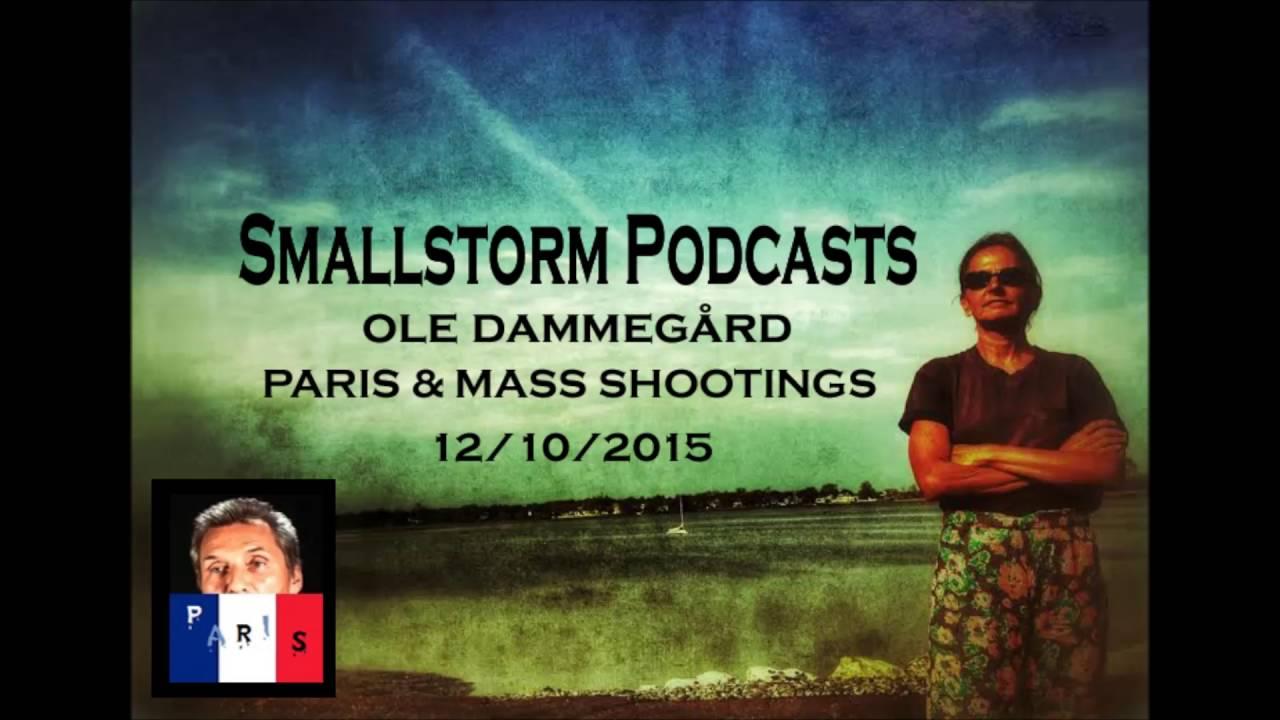 Sofia Smallstorm Interview Ole Dammegard about the Paris Event