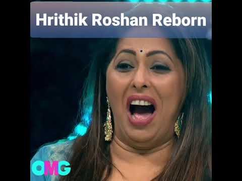 Download Hrithik Roshan Reborn   best Dance ever on a TV show #HrithikRoshan #best #Dance #ever