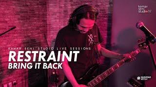 KSSLS #49 - RESTRAINT - BRING IT BACK. thumbnail