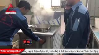 Bếp từ đơn lõm công nghiệp 100% linh kiện nhập khẩu chất lượng giá tốt