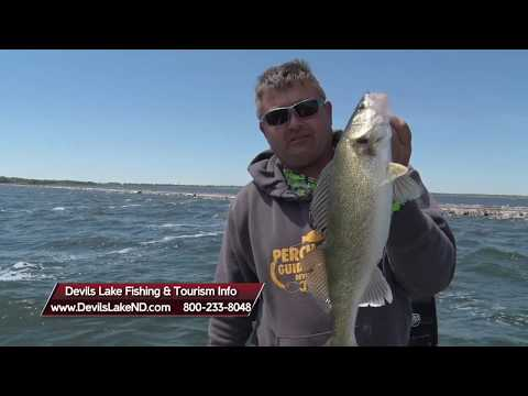 Multispecies Action On Devils Lake