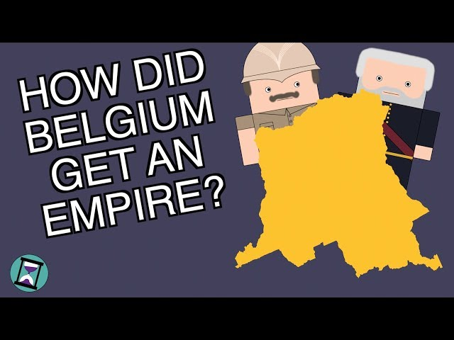 How did Belgium get an Empire? (Short Animated Documentary)