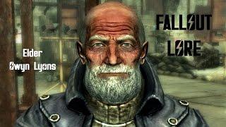 Fallout Lore - Elder Owyn Lyons