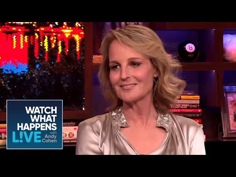 Helen Hunt's Crazy Confession To Rick Springfield | WWHL